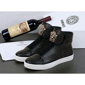 Wholesale Versace Men High Top 1067