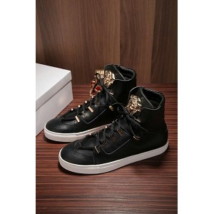 Wholesale Versace High Top For Men 1071