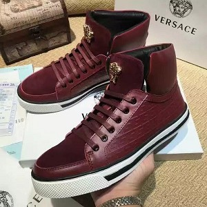 Wholesale Versace Men High Top 1082