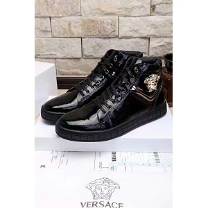 Wholesale Versace Men High Top 1085