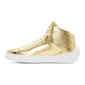 Wholesale Versace Men High Top 1089