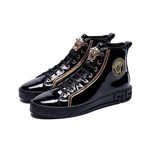 Wholesale Versace Men High Top 1092