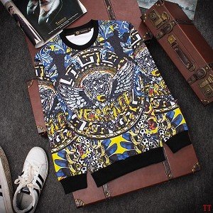 Wholesale Versace Men Hoodies 1070