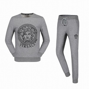 Wholesale Versace Men Hoodies Suits 1080
