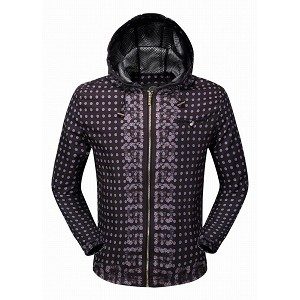 Wholesale Versace Jacket For Men 1010