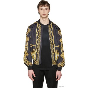 Wholesale Versace Jacket For Men 1011