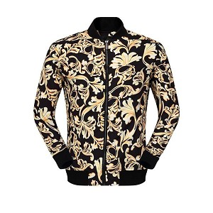 Wholesale Versace Jacket For Men 1012