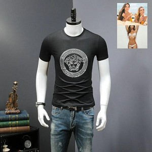 Wholesale Versace Men T-Shirts 1060
