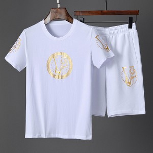 Wholesale Versace Men T-Shirts Suits 1165