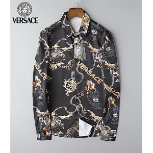 Wholesale Versace Men Dress Shirts 1313