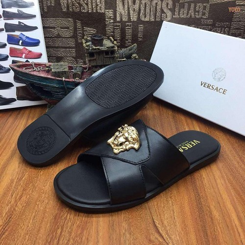 76dff2607 Versace Men Sandals 1002 Wholesale Versace Men Sandals